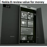 Nokia 8 Review a unique camera value for money